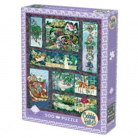 In Full Bloom 500p Puzzle
