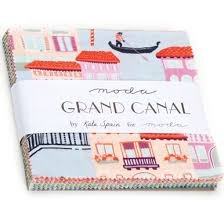 Grand Canal Charm Packs