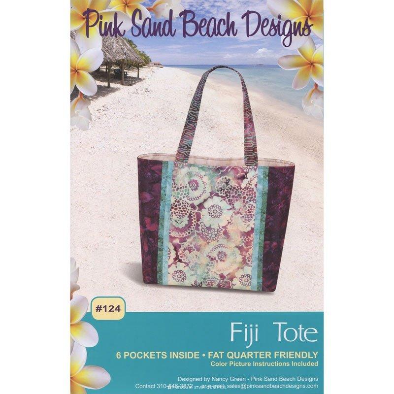 Pink Sands Fiji Tote Pattern