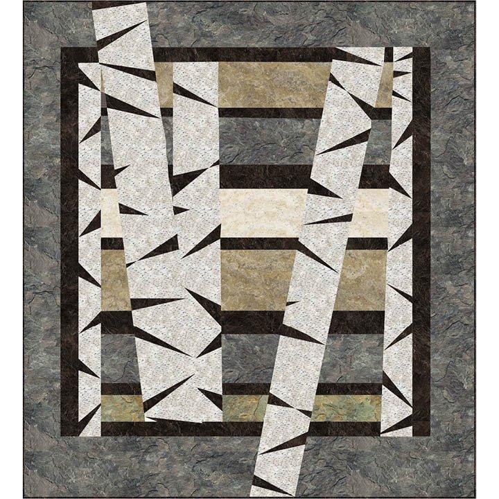Deborah Edwards Naturescapes WInter Woods Pattern