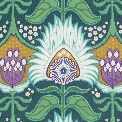 Joel Dewberry - Modernist - Aurora - Peacock