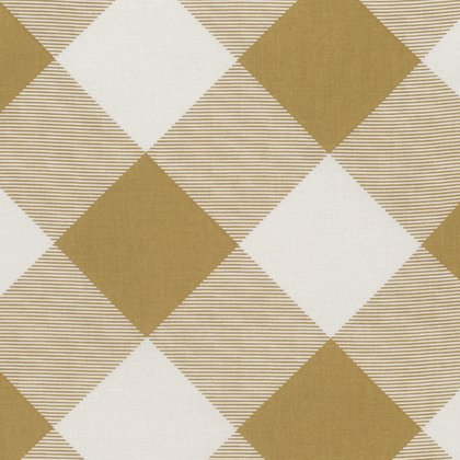 Joel Dewberry - Modernist - Pure Plaid - Dijon