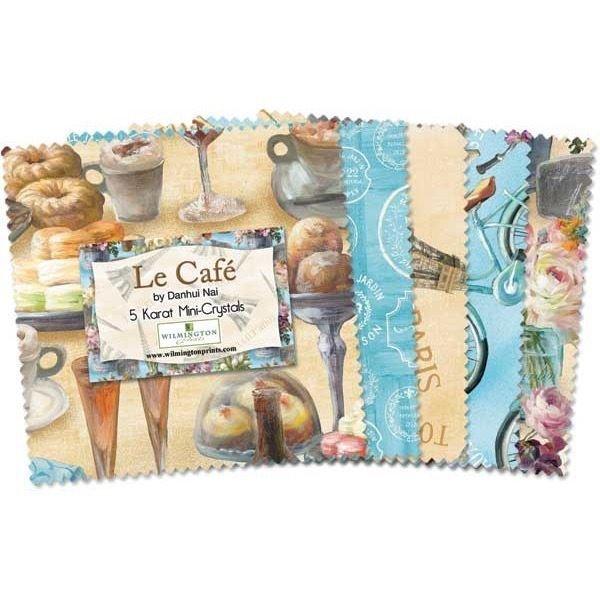 Wilmington Prints Danhui Nai Le Cafe 5 Squares (24)