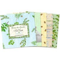 Jane Maday From the Garden Charm Pack