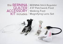 Bernina Quilters Accessories Kit