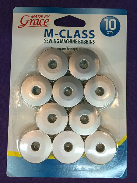 Q'nique M-Class Bobbin (10 pack)