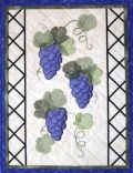 Grapes to Wine Pattern