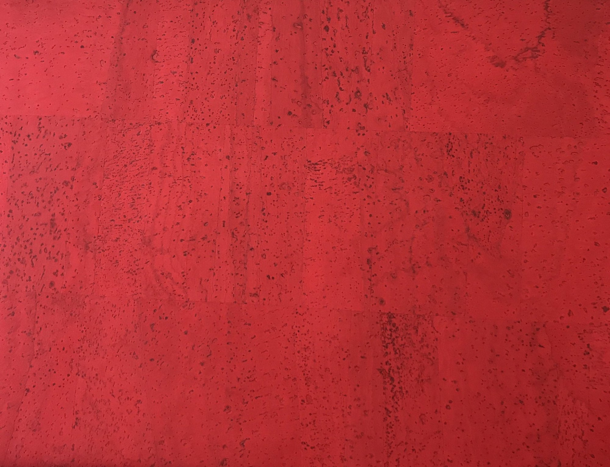 Red Candy Cork Fabric (18x18)