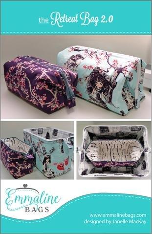 Emmalines Retreat Bag (download)