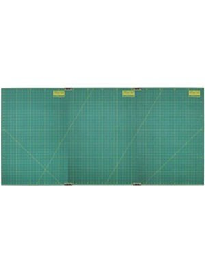 Olfa Cutting Mat Set 3 With Continuous Grid, 35 X 70