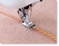 Brother Cording foot 5mm (3-groove)