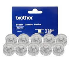 Brother Bobbin Plastic Horizontal (10 pack)