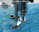 Brother Free Motion Open Toe Quilting Foot