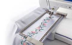 Embroidery frame border (100x300mm)(4x12)(V-series)