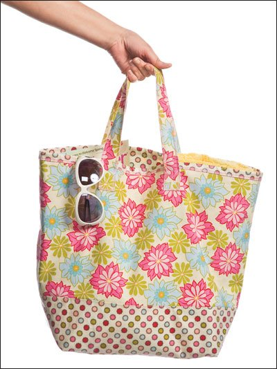 Serger Beach Bag (download)