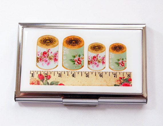 Needle Cases - Measuring Tape