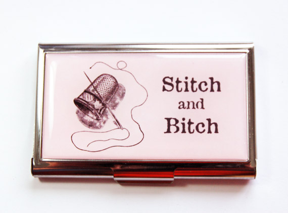 Needle Cases - Stitch and B*&%$