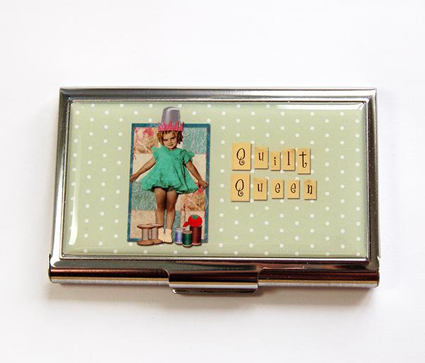 Needle Cases - Quilt Queen