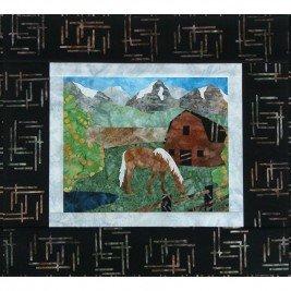 ALBERTA KIT BY SHANIA SUNGA WALL HANGING KIT