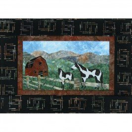BIG SKY COUNTRY KIT BY SHANIA SUNGA WALL HANGING KIT