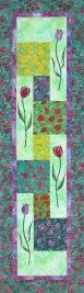 TULIP FESTIVAL PROJECT KIT LASER CUT BY SHANIA SUNGA DESIGN