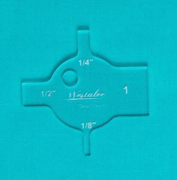 Westalee by Sew Steady - Spacing Gauge