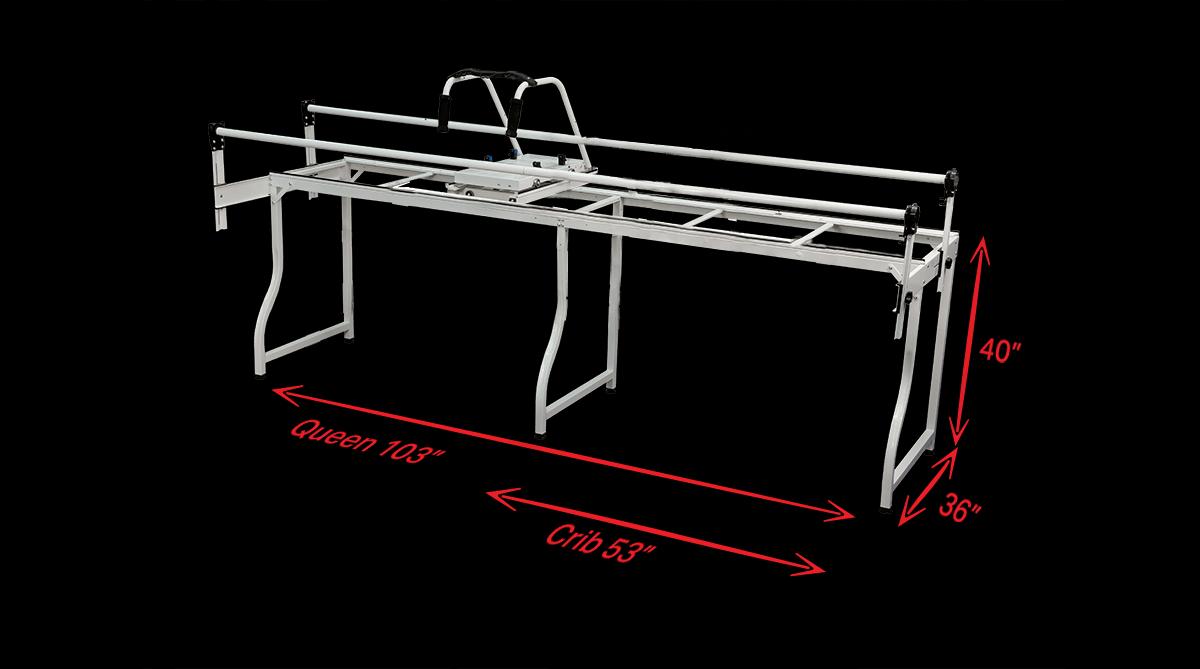 Q'nique SR2 8' Frame