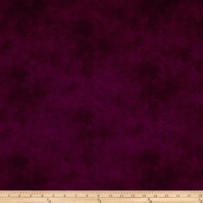 P&B Textiles Suede Medley Maroon