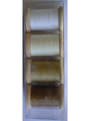 T21104-ASST (Assortment) Waxed Quilting Thread