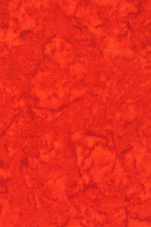 Quilters Crumble Flannel - Orange