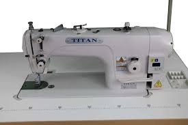 Titan TN-8700D Drop-feed Sewing Machine