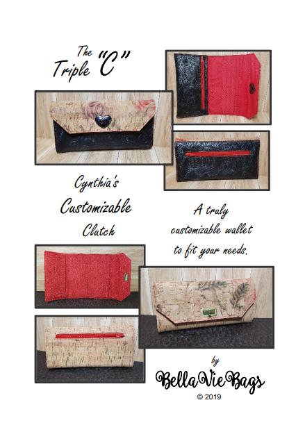 Triple C Wallet Pattern