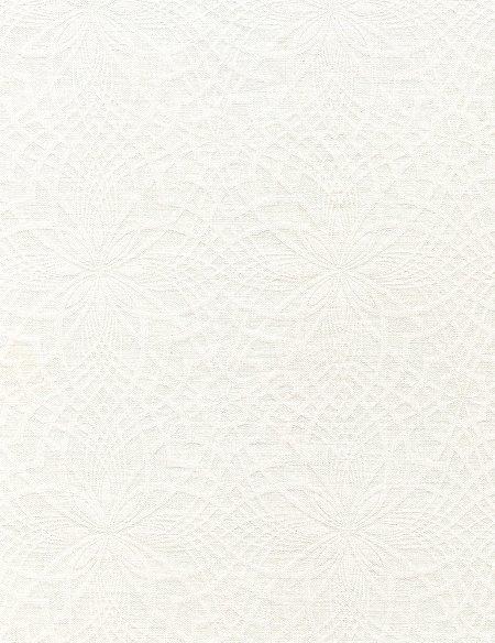 Timeless Treasures White-Out White Kaleidoscope
