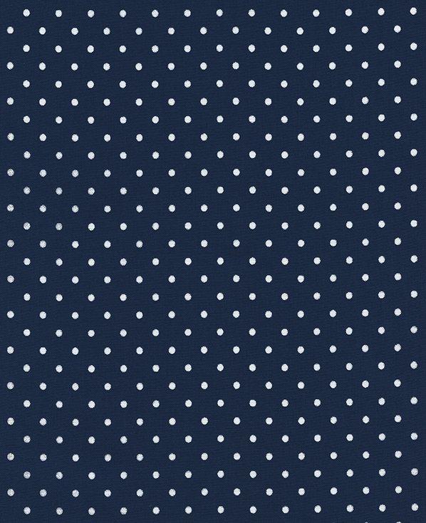 Polka Dot Flannel CF 1820 Navy