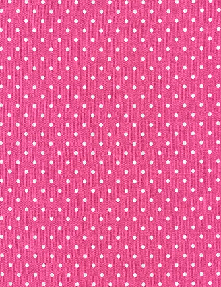 Polka Dot Flannel CF 1820 Pink
