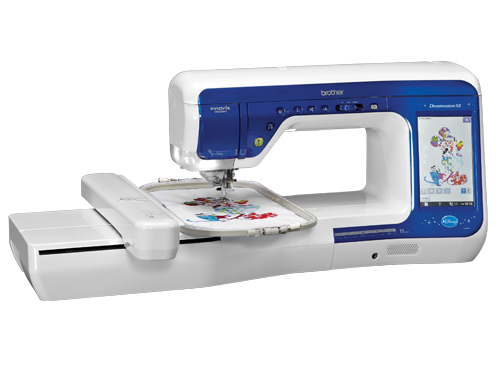 Brother VM6200D Sewing Embroidery Machine