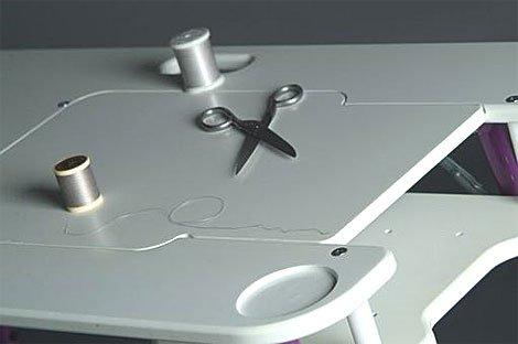 SewEzi Portable Wooden SewEzi Table Portable Insert
