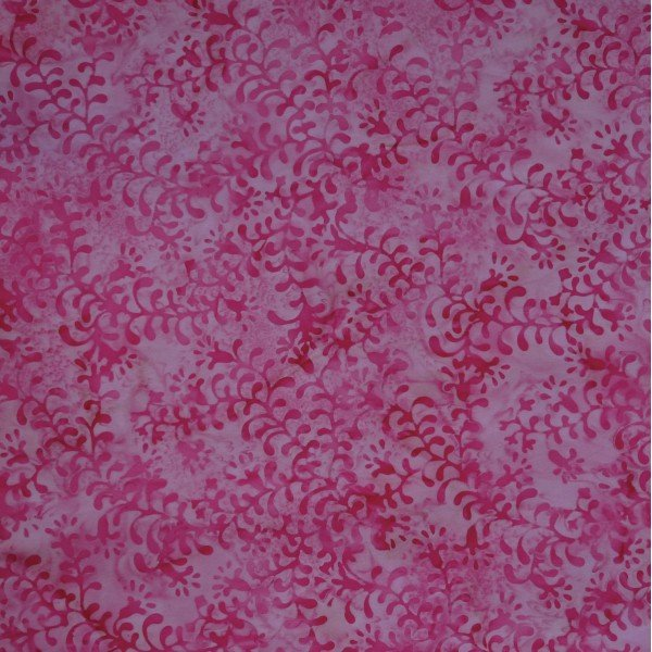 Winter Rose Batik - Crocos