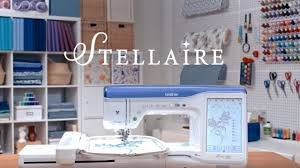 Brother XJ1 Stellaire Sewing/Embroidery Machine