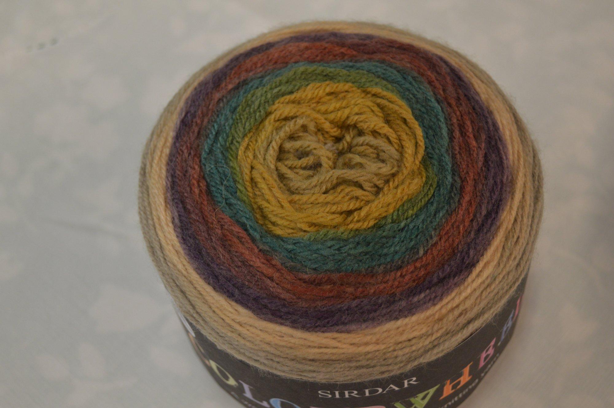 Sirdar Colorwheel (disc)
