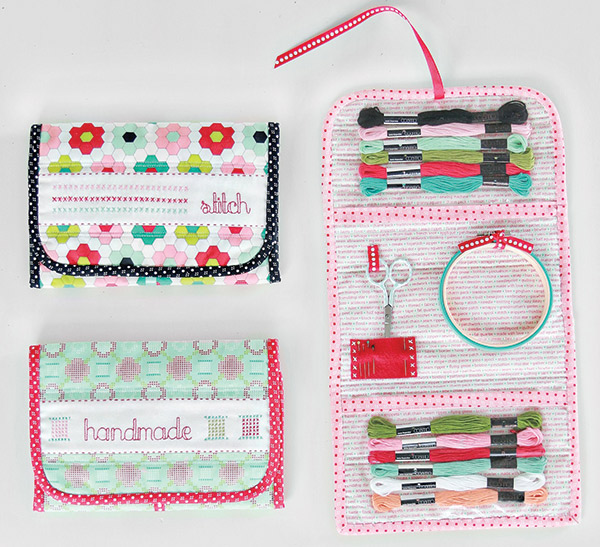 Stitch Lovely Things by Bonnie & Camille