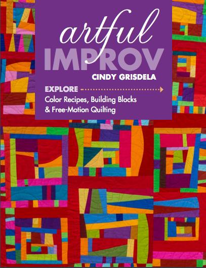 Artful improv by Cindy Grisdela