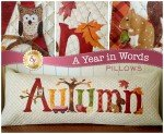 A Year In Words Autumn Pillow