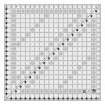 Creative Grids Non-Slip CGR20 - 20 1/2 x 20 1/2 Square