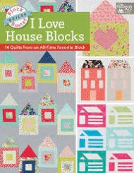I Love House Blocks