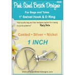 1 Swivel Hook & D Ring