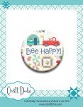 Bee in My Bonnet - Bee Happy Needle Nanny by Lori Holt