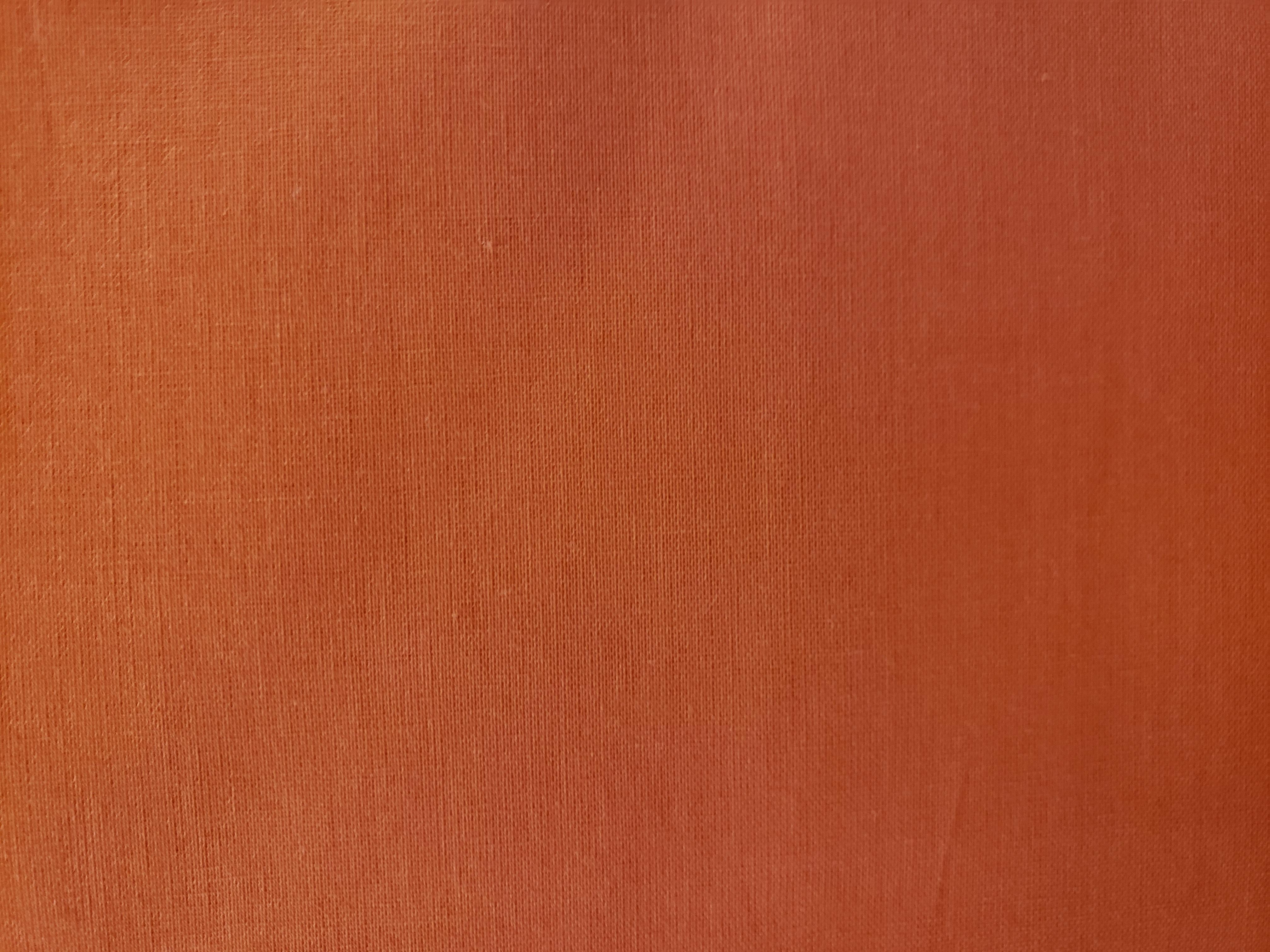 American Made Brand Solids AMB001-37 Dark Orange