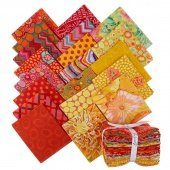 Free Spirit Kaffe Fassett Citrus Fat Quarter Bundle FB1FQGP.CITRU