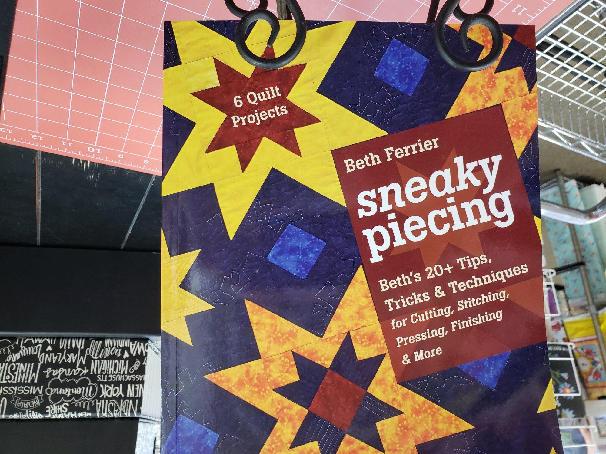 Beth Ferrier Sneaky Piecing